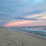 Sunset in the Hamptons