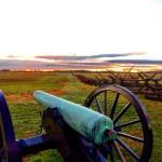 Gettysburg sunrise