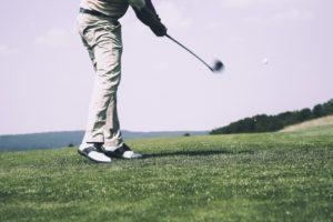 Fun Playing Golf